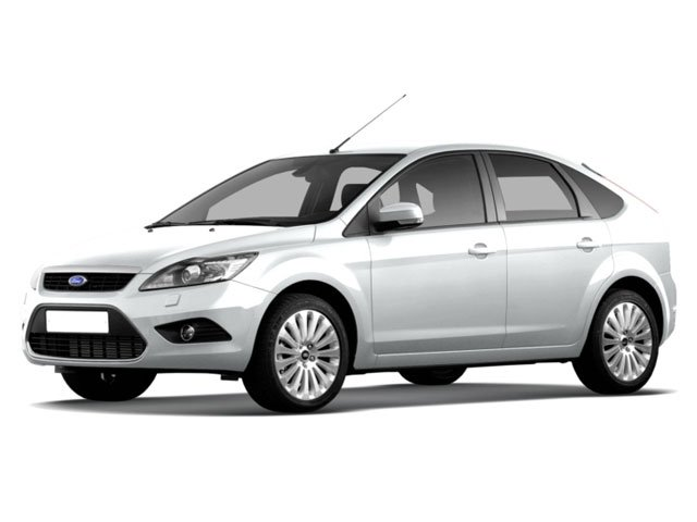 Замена масла Ford Focus II ДВС: 1.6л